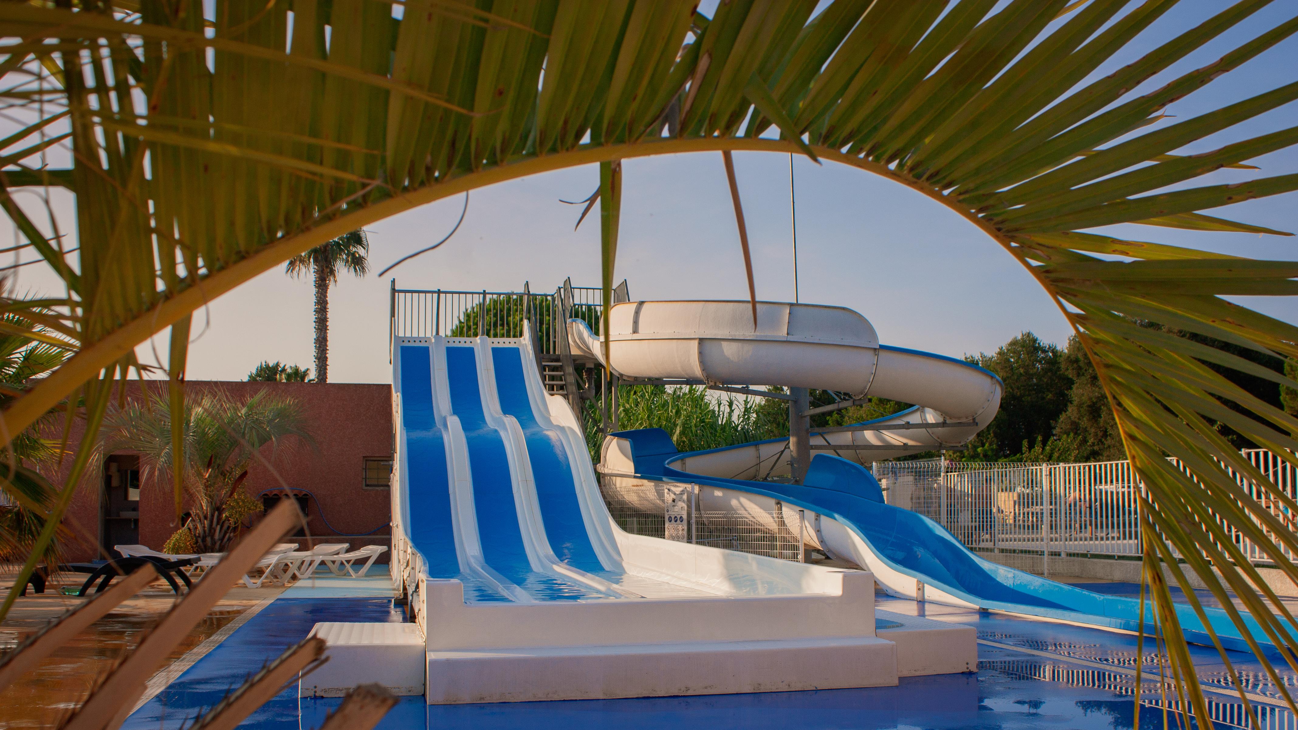 Camping avec parc aquatique argel s sur mer - Camping argeles sur mer avec piscine ...